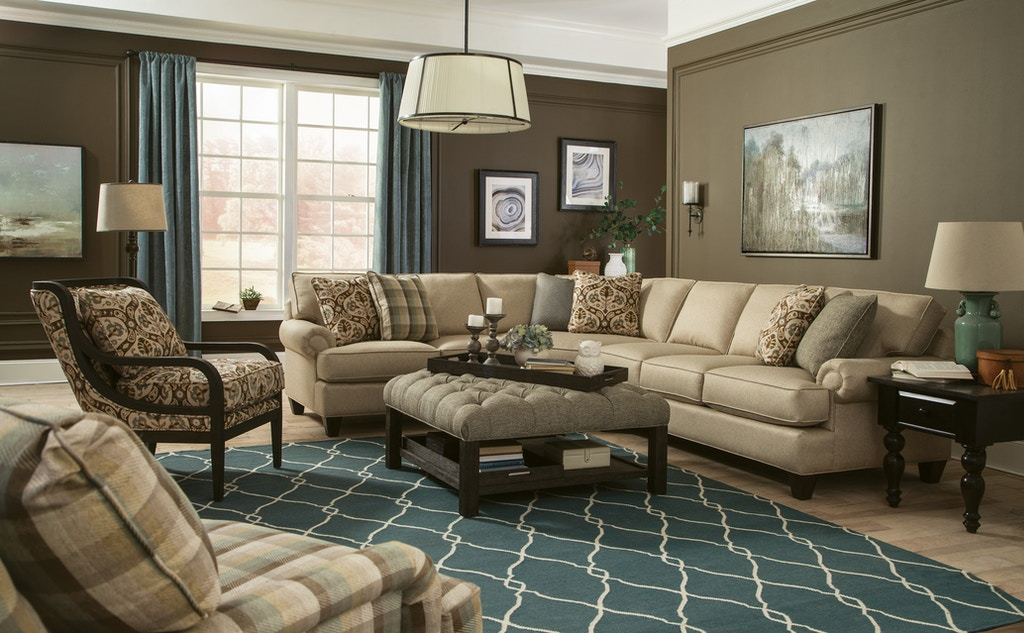 Hickorycraft C9 Sectional
