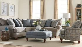 Hickorycraft 7970 Sectional